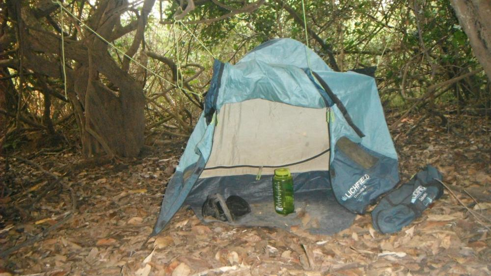 Sad Tent