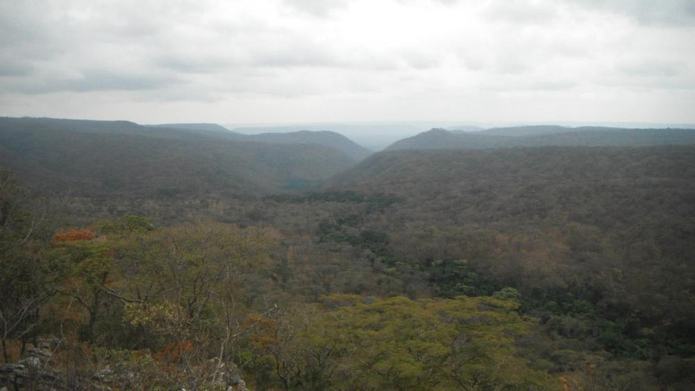 Issa River Valley