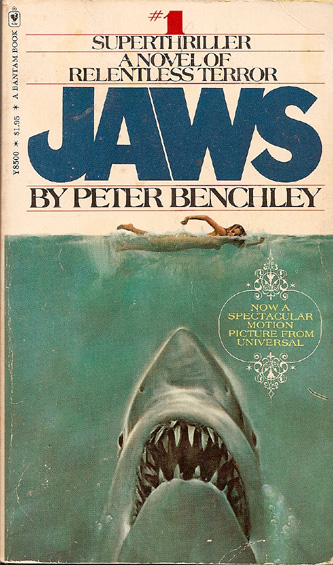 Notable addition of jagged teeth in newer cover