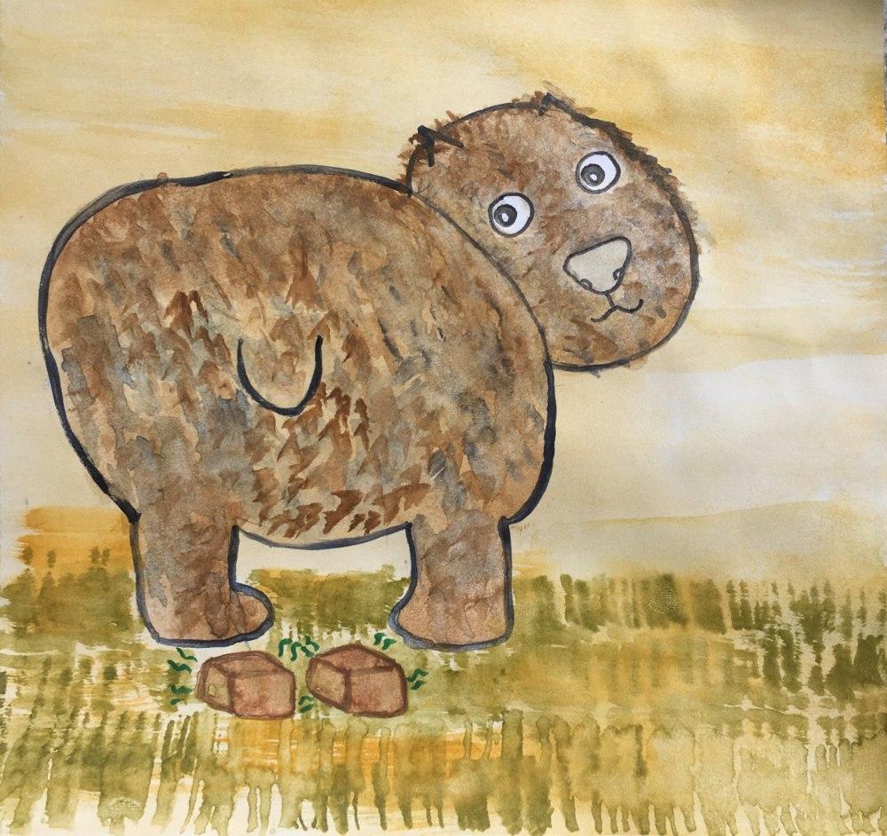 SS - KChudeau Wombat