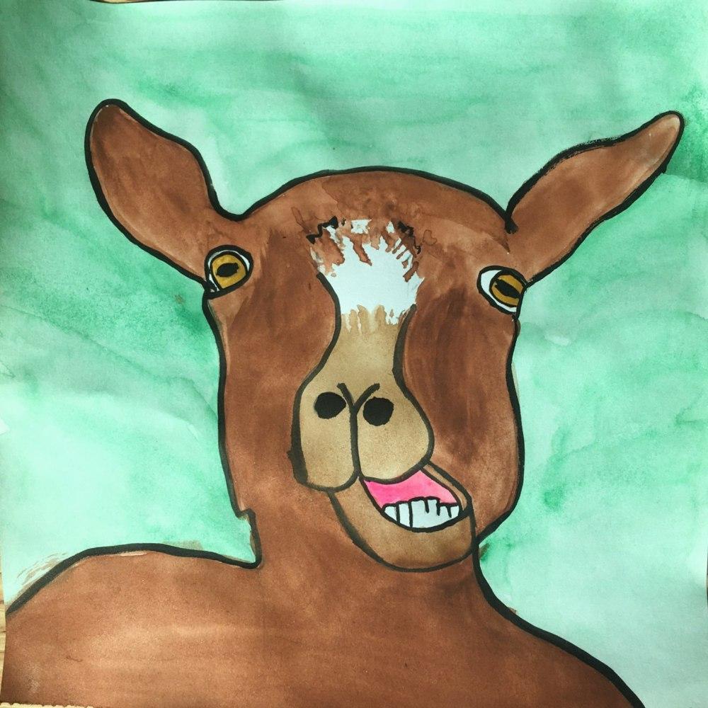 SS KChudeau Goat